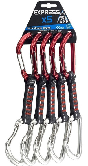 Camp Orbit Wire Express 11 cm 5-Pack